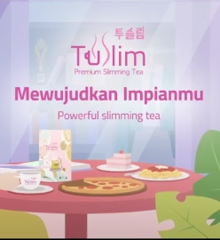 TUSLIM SLIMMING TEA